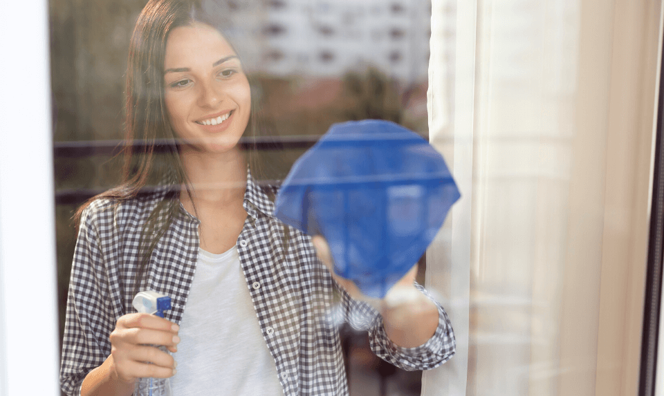 5 Tips for Cleaning House Windows