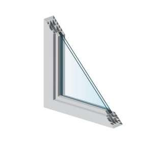 p to 90 percent of window heat is lost through the glass