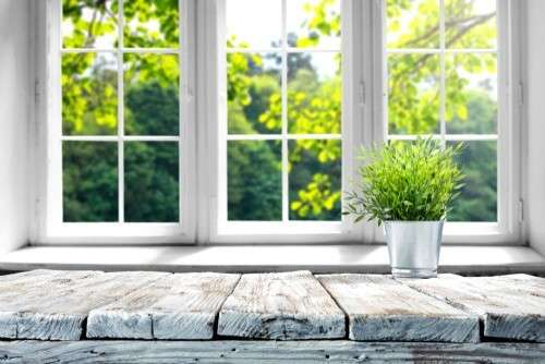 A residential windows installation must be done by professionals.