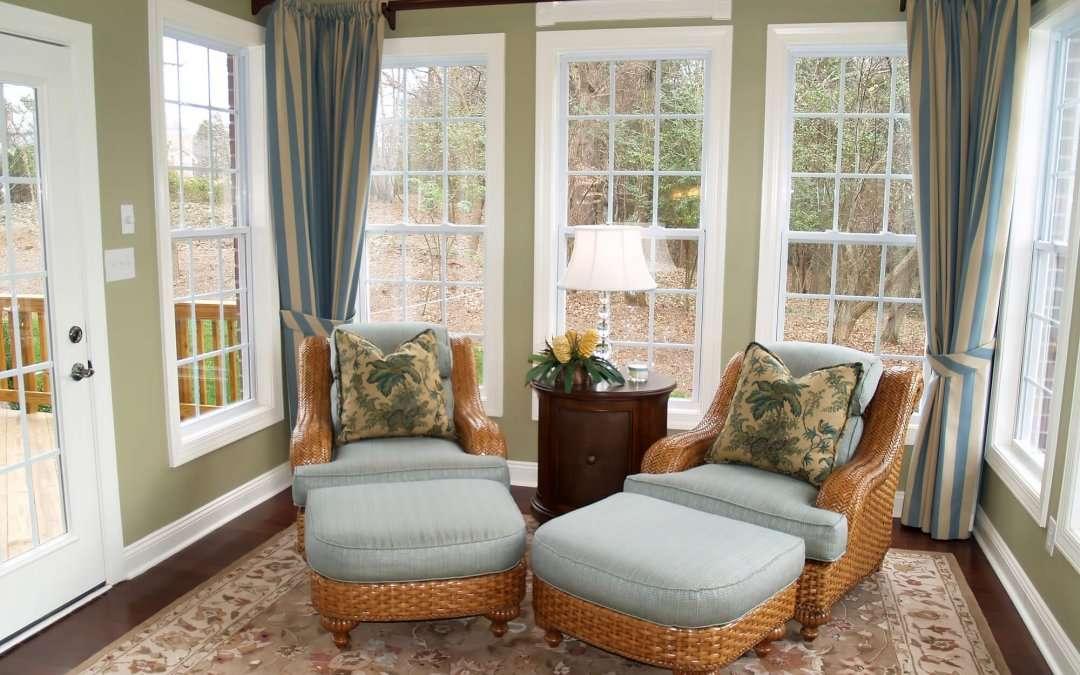 I Want High Efficiency Windows For My Sunroom