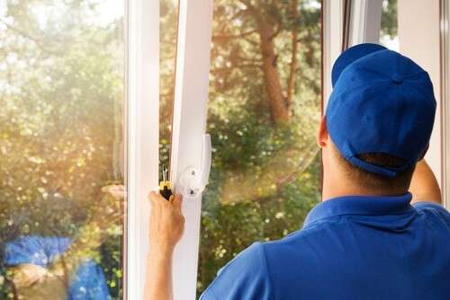 Check if your window installation company offers warranty.